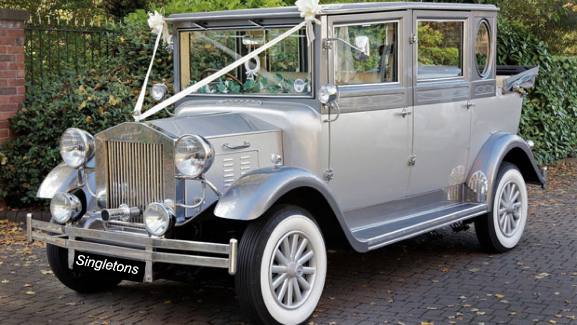 Singletons Imperial Wedding Car