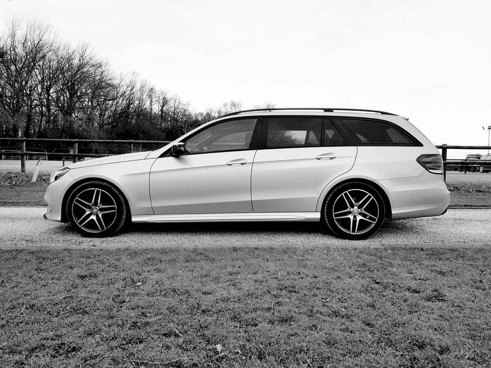 E Class Mercedes